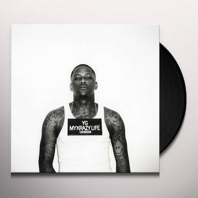YG My Krazy Life Vinyl Record