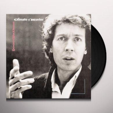 Scott Walker CLIMATE OF HUNTER Vinyl Record