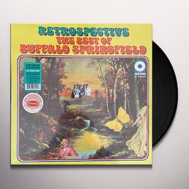 Retrospective: The Best Of Buffalo Springfield Vinyl Record