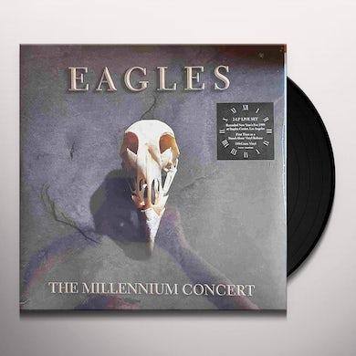 Eagles  The Millennium Concert (2LP 180g Black Vinyl) Vinyl Record
