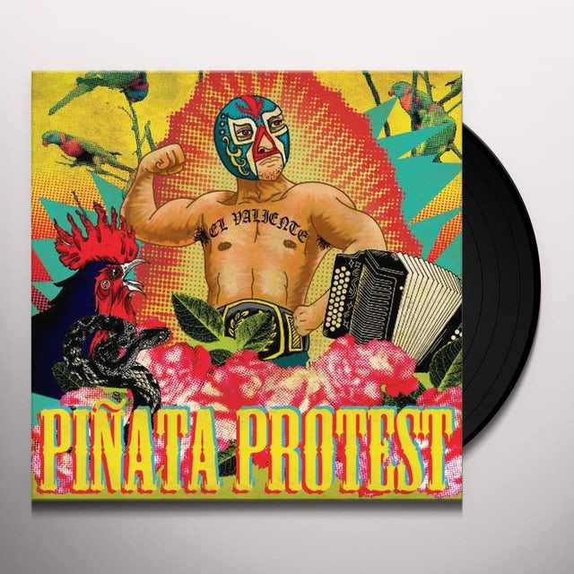 Pinata Protest VALIENTE Vinyl Record