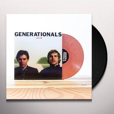 Generationals CON LAW (10-YEAR REISSUE) Vinyl Record