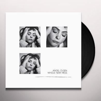 Angel Olsen  WHOLE NEW MESS (CLEAR SMOKE TRANSLUCENT VINYL) Vinyl Record