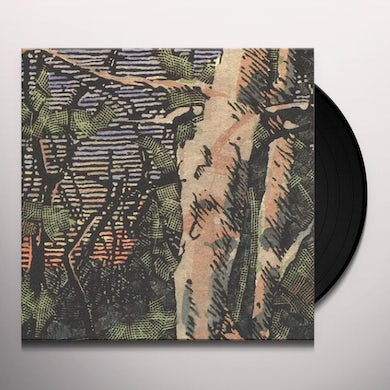 Anomoanon ASLEEP MANY YEARS IN THE WOOD Vinyl Record