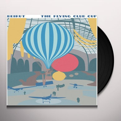 Beirut THE FLYING CLUB CUP Vinyl Record