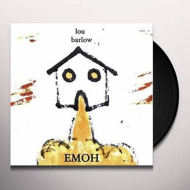 Lou Barlow EMOH Vinyl Record