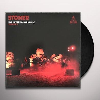 LIVE IN THE MOJAVE DESERT: VOLUME 4 Vinyl Record