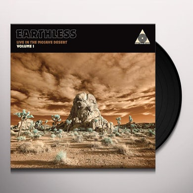 Live In The Mojave Desert Volu Vinyl Record