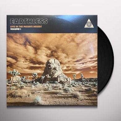 Earthless Live In The Mojave Desert Volu Vinyl Record