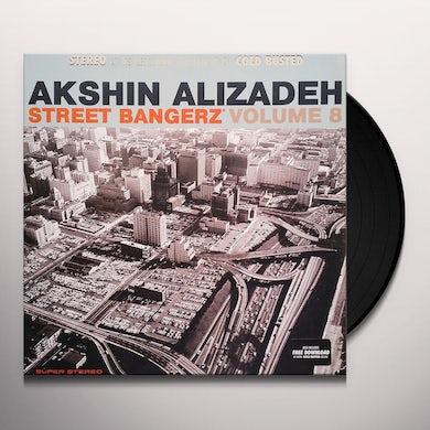 Akshin Alizadeh STREET BANGERZ 8 Vinyl Record