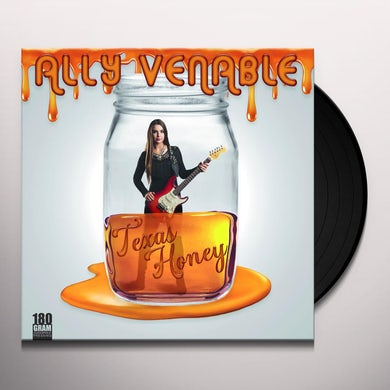 TEXAS HONEY Vinyl Record