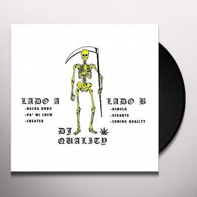 Dj Quality PACIFIC VYBEZ Vinyl Record
