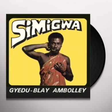 SIMIGWA Vinyl Record