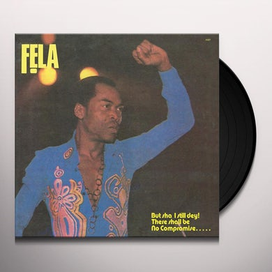 Fela Kuti ARMY ARRANGEMENT Vinyl Record