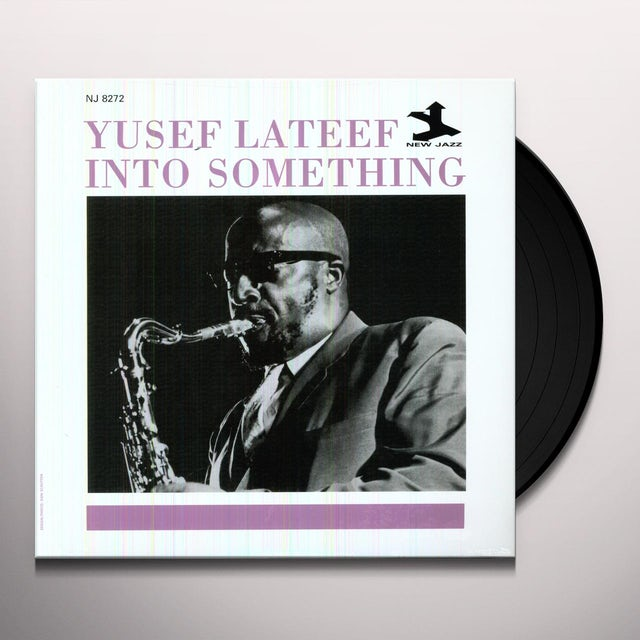 Yusef Lateef INTO SOMETHING Vinyl Record