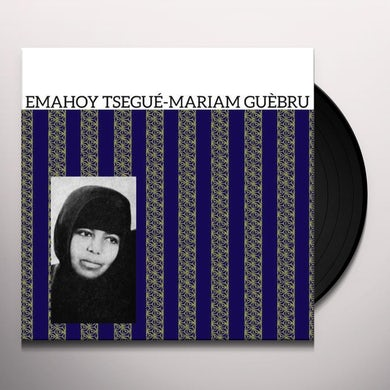 Emahoy Tsegue Guebru EMAHOY TSEGUE - MARIAM GUEBRU Vinyl Record