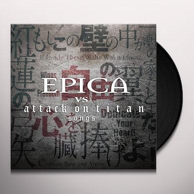 Epica VS ATTACK ON TITAN SONGS Vinyl Record