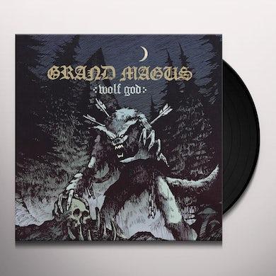 Grand Magus WOLF GOD Vinyl Record