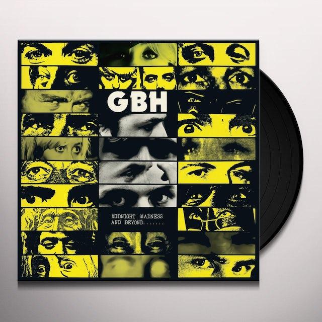 G.B.H. MIDNIGHT MADNESS & BEYOND Vinyl Record
