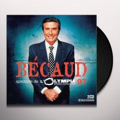 Gilbert Becaud SPECTACLE DE L'OLYMPIA 97 Vinyl Record