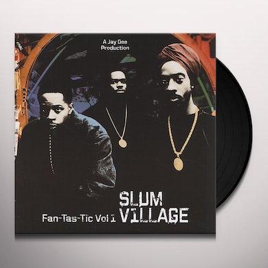 Slum Village FANTASTIC VOL. 1 (WSV) Vinyl Record