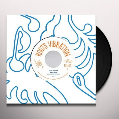 Earl Sixteen FREEDOM Vinyl Record