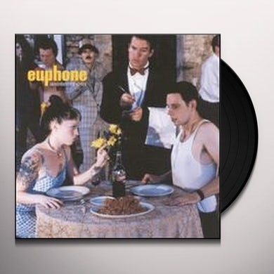 Euphone HASHIN IT OUT (Vinyl)