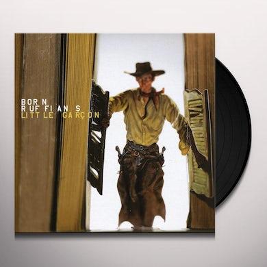 Born Ruffians LITTLE GARCON Vinyl Record