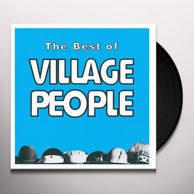 BEST OF VILLAGE PEOPLE Vinyl Record