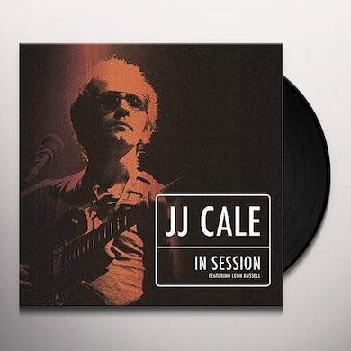J.J. Cale IN SESSION Vinyl Record