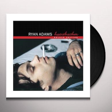 Ryan Adams Heartbreaker (4 LP/DVD)(Deluxe Edition) Vinyl Record