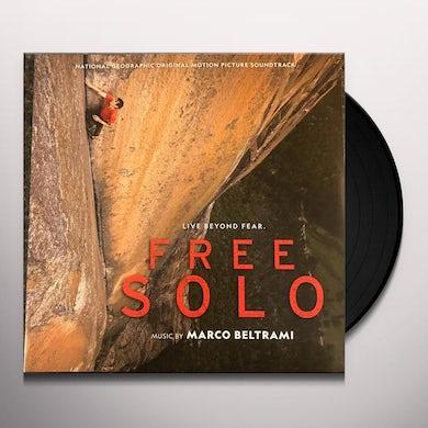 FREE SOLO Original Soundtrack Vinyl Record