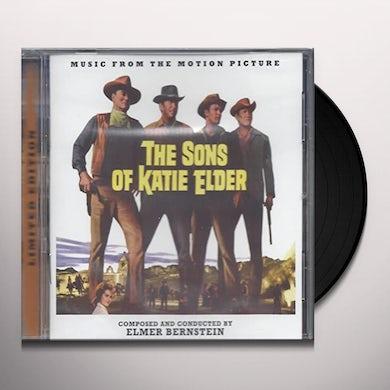 Elmer Bernstein SHOOTIST / SONS OF KATIE ELDER / Original Soundtrack CD