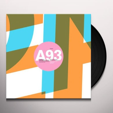 Portable DEEPER LOVE Vinyl Record