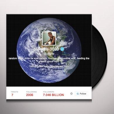 Diplo RANDOM WHITE DUDE BE EVERYWHERE Vinyl Record