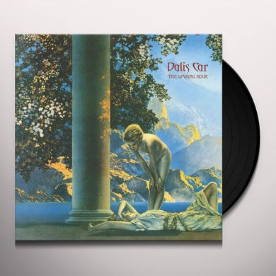 THE WAKING HOUR (BLUE & WHITE SWIRL) Vinyl Record