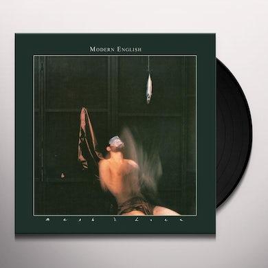 Modern English MESH & LACE Vinyl Record
