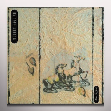 Modern English AFTER THE SNOW Vinyl Record