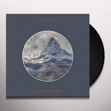 Heaters MATTERHORN Vinyl Record