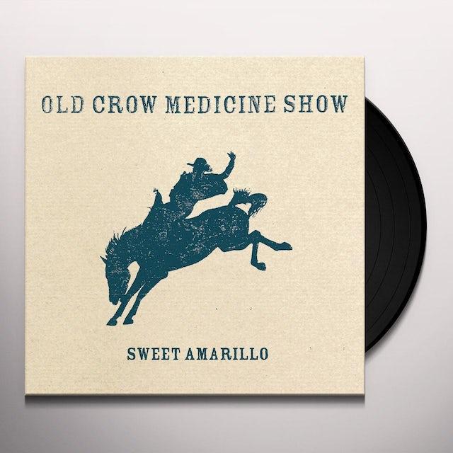 Old Crow Medicine Show SWEET AMARILLO Vinyl Record