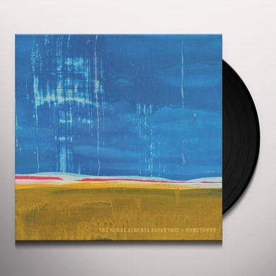 The Rural Alberta Advantage HOMETOWNS (LTD ED) (180G) (LP) Vinyl Record