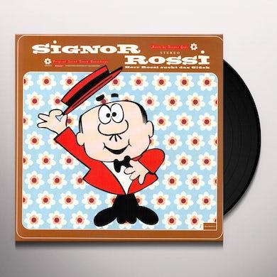 Signor Rossi / O.S.T. SIGNOR ROSSI / Original Soundtrack Vinyl Record