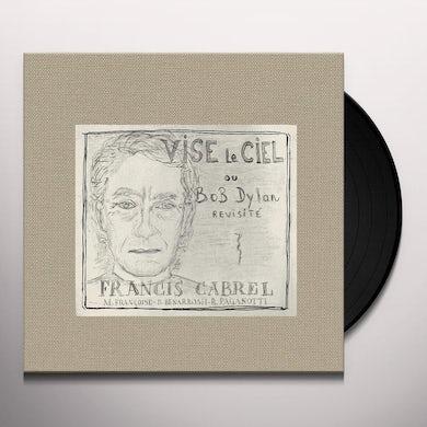 Francis Cabrel VISE LE CIEL Vinyl Record