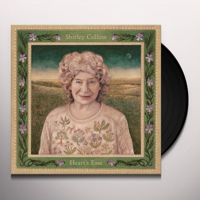 Shirley Collins Heart's Ease Vinyl Record