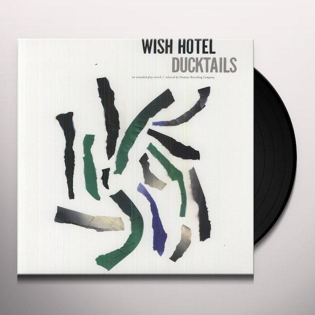 Ducktails WISH HOTEL Vinyl Record