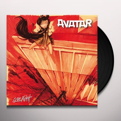 Avatar SCHLACHT Vinyl Record