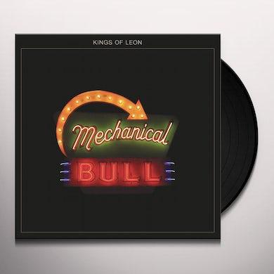 Kings Of Leon MECHANICAL BULL Vinyl Record