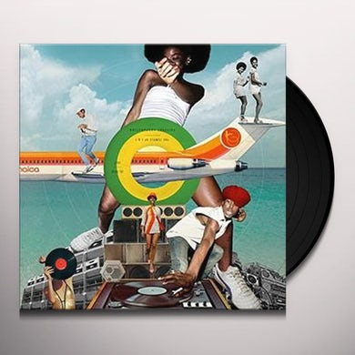 TEMPLE OF I & I Vinyl Record