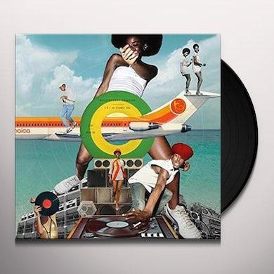 Thievery Corporation TEMPLE OF I & I Vinyl Record