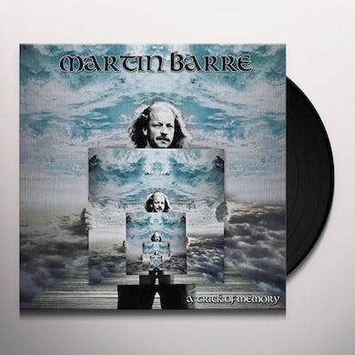 Martin Barre TRICK OF MEMORY Vinyl Record